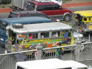 jeepney!