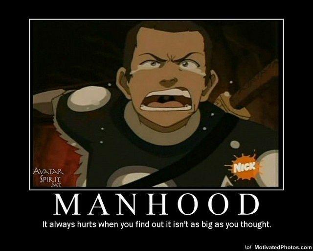 -manhood